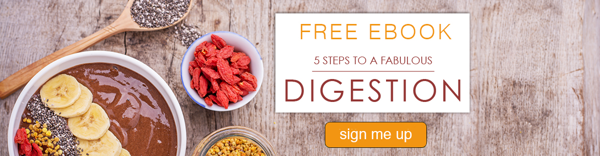 Receive your free gift 5 ways to jump start your digestion