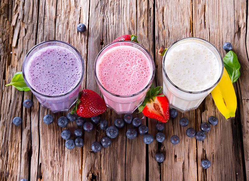 Simple Shake & Smoothie Recipes